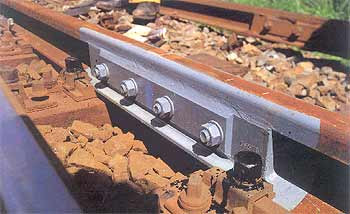 glued insulated rail joints