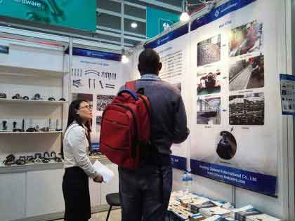 Triumph in the 119th China Import And Export Fair (Canton Fair)