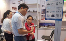 agico rail fasteners exhibition