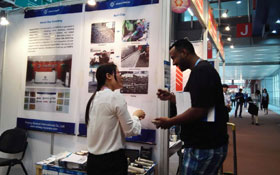 agico rail fastener exhibition