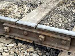 Types of Rail Joints | Railway Fish Plates Standards