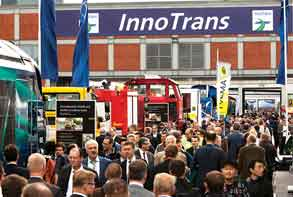 Visit AGICO Rail Fasteners at the 11th Inno Trans 2016